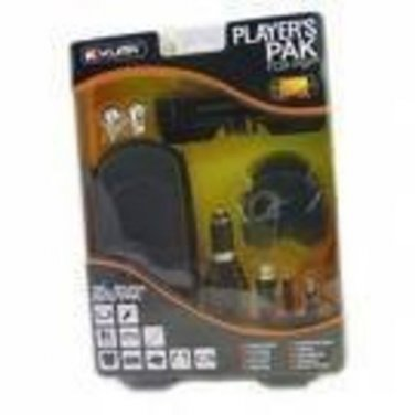 PSP/PSP Slim 25 in 1 Players Pak [video game]