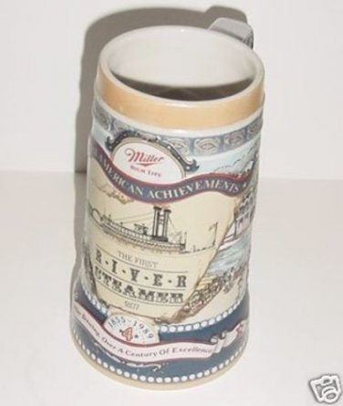 Miller Great Achievements Beer Stein Carolina #189661
