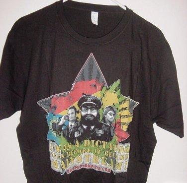 Tropico I Was A Dictator Black T-Shirt  NEW