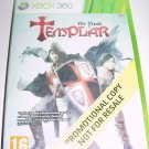 The First Templar XBox 360 Promotional Copy NEW