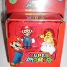 Super Mario Collector Tin Set Mario & Lakitu NEW