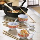 16 PIECE STIR FRY SET