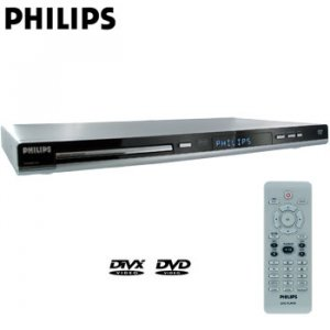 Philips Progressive Scan Dvd/divx Player