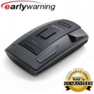 EARLY WARNING(TM) 22 FREQUENCY RADAR/ LASER DETECTOR