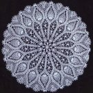 Pineapple Crochet  Doily Pattern - Ecrater.com