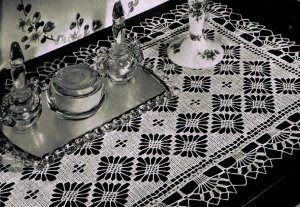 crochet table runner pattern - ShopWiki
