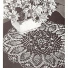 Vintage Crochet  Doily