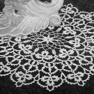 Crochet Cloverleaf Doily Pattern Irish Crochet