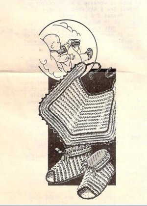 Free Baby Crochet Pattern JC01A