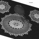 Dresser Crochet Vanity Doilies Doily Patterns