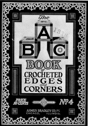 Crochet Patterns Edges and Corners Pattern Book