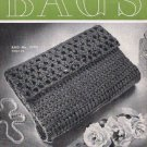 Crochet Patterns Book Vintage Handbags Patterns