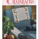 Crochet Decor Chairsets Pattern Book Home Sets