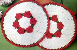 Free Easy Square Potholder Crochet Pattern - Orble