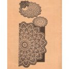 Vintage Mail Doilies Thread Crochet Pineapple Crochet Patterns