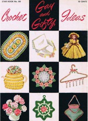 Book Gay Gifty Ideas Crochet  Patterns