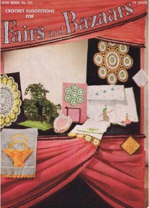 Book Crochet Gift Patterns 121 Bazaar