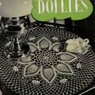 #235 Book Old  Crochet Doilies  Coats Clarks