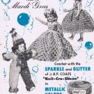 Mardi Gras Clothes Vintage Patterns Dolls Clothes