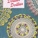 Crochet Thread Vintage Pattern Book
