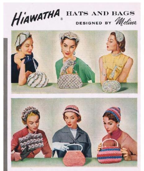 PDF Handbags Purse Patterns Book Crochet
