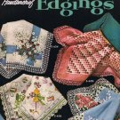 Crochet Hankerchief Book Edgings Coats and Clarks #311