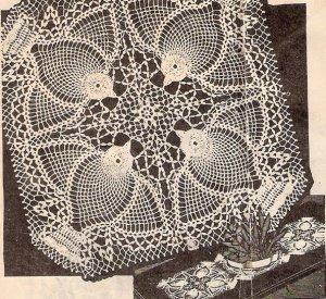 13 Free Granny Square Patterns To Crochet : TipNut.com