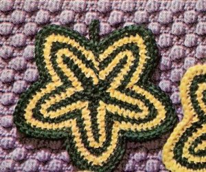 How to Crochet a Potholder | eHow