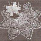 WhirlWind Doily Crochet Pineapple Pattern