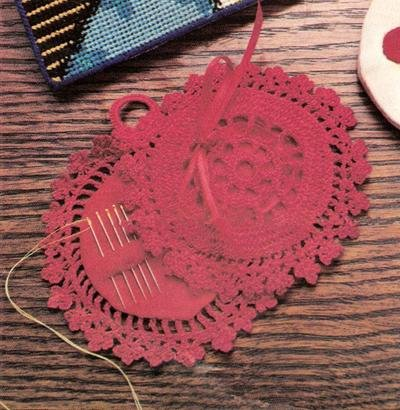 Needle Kit Needle Book Crochet Pattern Thread Pattern