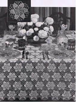 Crochet round tablecloth patterns.Crochet round tablecloth