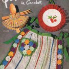 Crochet PDF Quick Tricks Pattern Coats Clarks Book 267