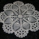 Round, Lace Doily Set, Pineapple Crochet Doily Patterns