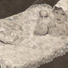 Baby Crochet Afghan, Crochet Carriage Cover Crochet Pattern