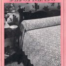 244 Crochet Book Bedspread Patterns, Vintage Coats-Clarks Bedspread Crochet
