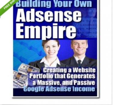 Adsense  Empire Pdf Ads  Money-Making Book Tutorial