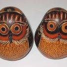 Gourd Owls - Pair