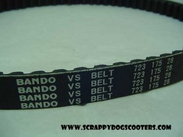 723-17.5-28 Bando Belt 729 Bando 50cc 139QMB GY6 Chinese Scooter Moped Kevlar Motorcycle Parts