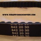 842-20-30 Belt 125/150cc GY6 157QMJ Chinese Scooter Moped ATV Go Kart 152QMI Motorcycle Parts