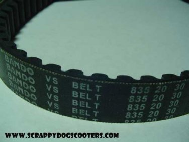 835-20-30 Bando Belt 842 Bando 125/150cc GY6 157QMJ Chinese Scooter Moped Kevlar Motorcycle Parts