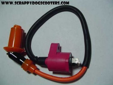 Red Hot Racing Performance Coil GY6 Chinese Scooter 50cc 125/150cc ATV Moped 139QMB Motorcycle