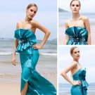 ELYSEMOD Trumpet/Mermaid Strapless Asymetrical Twill Quick Delivery/ Evening/ Prom Dress