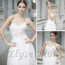 ELYSEMOD Trumpet/Mermaid Sweetheart Chiffon Quick Delivery/ Evening/ Prom/ Homecoming Dress