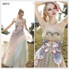 Elysemod A-line Sweetheart Floor-length Sleeveless Tulle Evening Dresses/ Women's Dress 80210