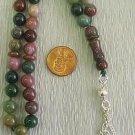 Islamic Prayer Beads Bloodstone by Tesbihci