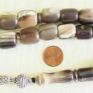 Islamic Prayer Beads :AFRICAN HORN - by Tesbihci