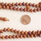 Islamic Prayer Beads PERFECT 99 KUKA by Tesbihci
