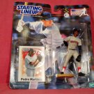 Pedro Martinez Starting Lineup 2000 Boston Red Sox