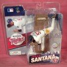 Johan Santana McFarlane MLB Series 15 Minnesota Twins