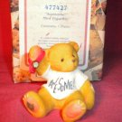 Cherished Teddies &quot;AWESOME&quot; Mini Figurine 1998